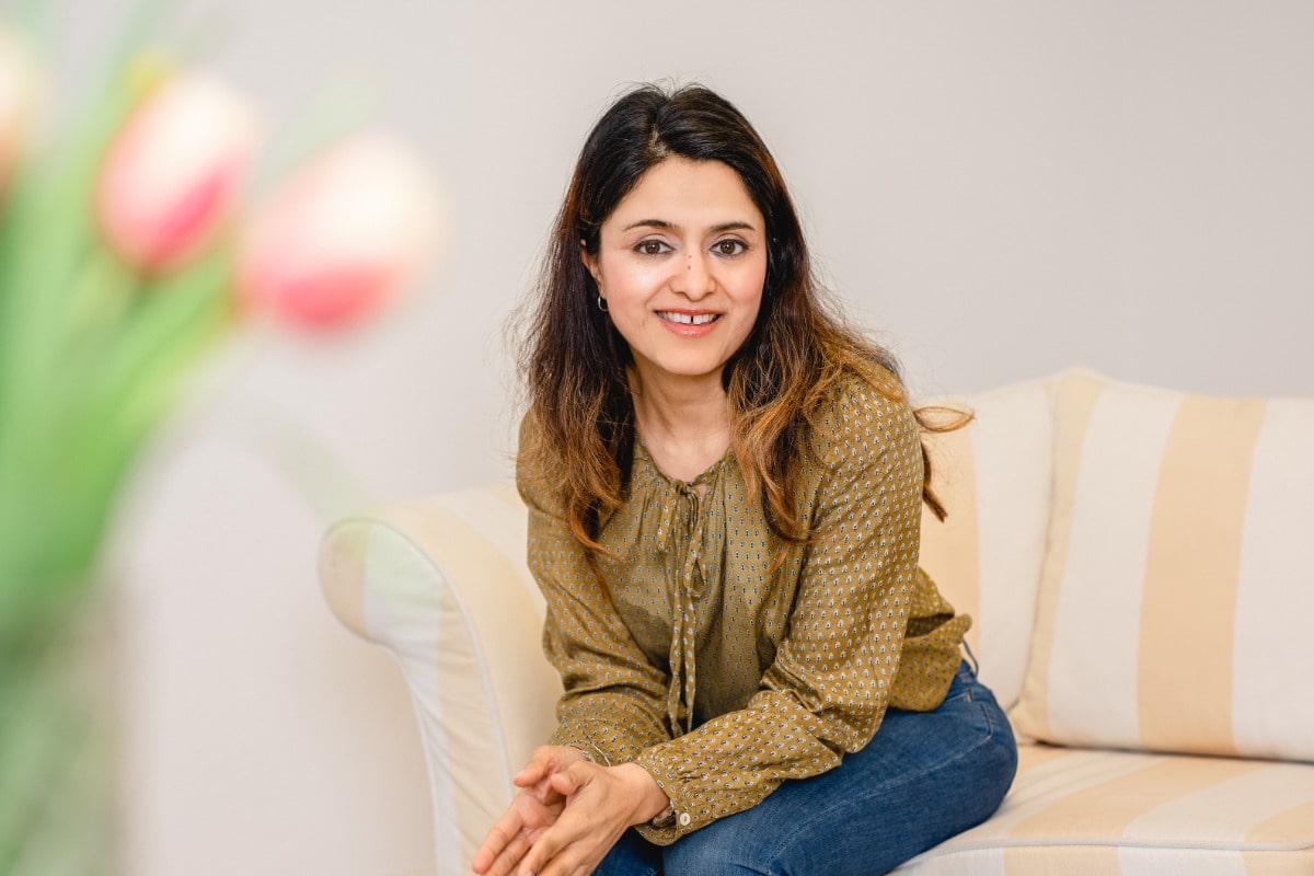 Dipl. Päd. und Kinder- und Jugendpsychotherapeutin Maria Kadambat